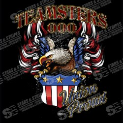 Teamsters Union Proud