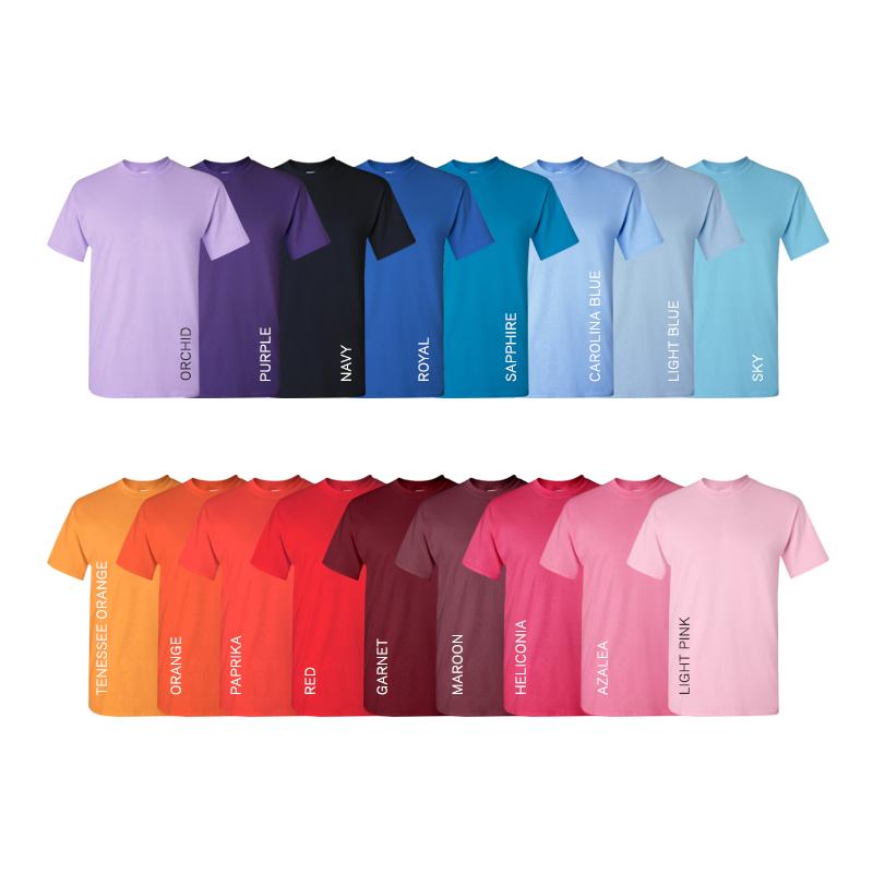 216cc30d ... Gildan - DryBlend 50/50 T-Shirt 06560 ...