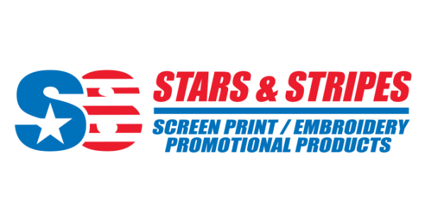 Stars and stripes screen printingembroiderypromotional products reheart Images